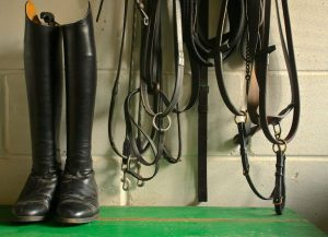 repair riding boots and tack gear Carman's Shoe Repair Philadelphia