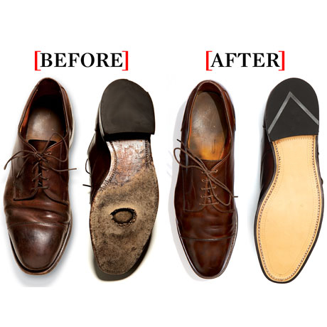 Shoe & Leather Repair, Door to Door